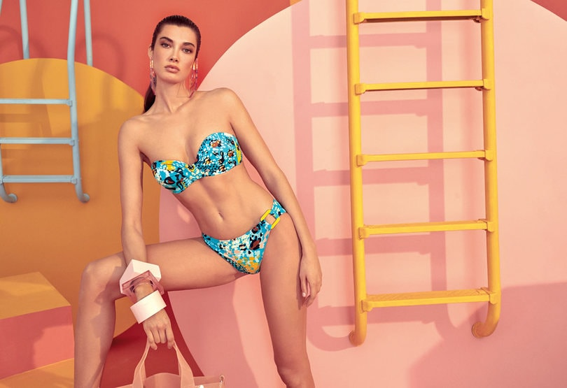 Tendencias en moda-baño de Dolores Cortés para este verano 2020